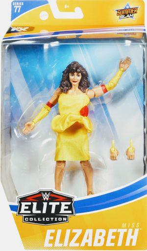 New WWE Miss Elizabeth Elite Collection Action Figure. for Sale in Apopka, FL