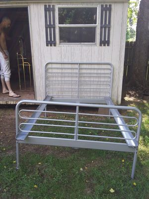 Double Ikea bed frame for Sale in Kilgore, TX