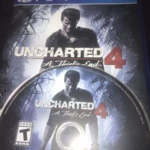 Uncharted 4 PS4 for Sale in Miami, FL