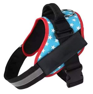 Dog Harness Blue With Stars Vest BRAND NEW All Sizes XS S M L XL XXL for Sale in Tampa, FL