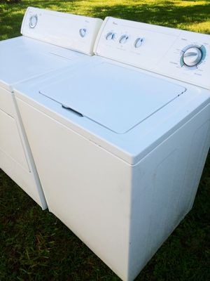 WHIRLPOOL WASHER AND DRYER MATCHED SET - FREE DELIVERY AND INSTALLATION for Sale in Tampa, FL