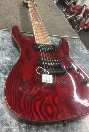 ESP 7 string electric guitar for Sale in Silver Spring, MD