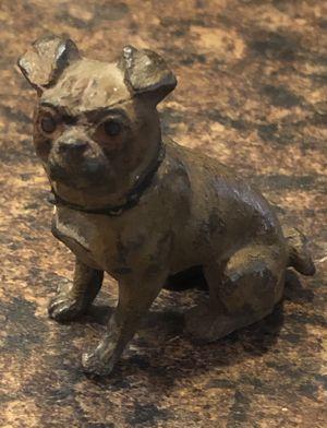 1900 French Bulldog Miniature Figurine for Sale in Lake Elmo, MN