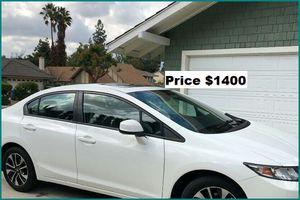 $1400 Civic Honda for Sale in Bernice, LA