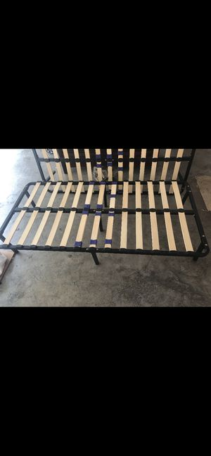 Twin mattress frame for Sale in Houston, TX
