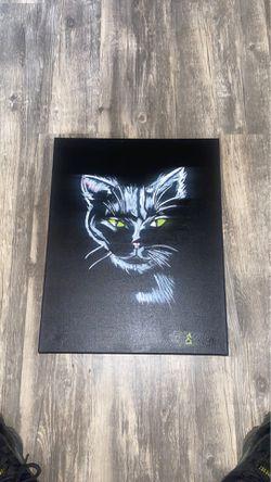 Art canvas 16in by 20 in for Sale in Waco,  TX