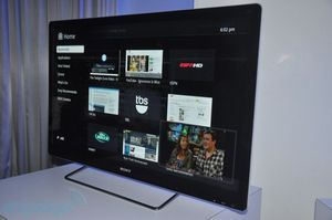 Sony Google Chrome Smart HDTV 40 Inch for Sale in Los Angeles, CA