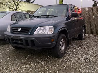1998 Honda CR-V Crv Awd Manual for Sale in Federal Way,  WA