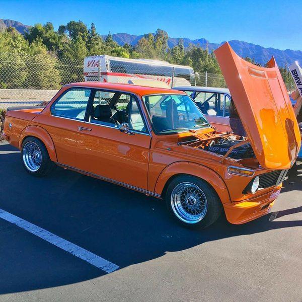 Chevrolet Dealer West Palm Beach: 1973 BMW 2002 Roundie,original Title In Hand,Very Cheap