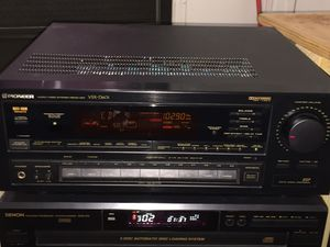 Pioneer vsx-D601 receiver for Sale in Houston, TX