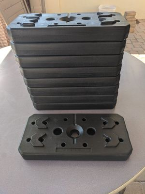 Weight Plate Stack for Weider or Golds Gym Workout Machine for Sale in El Mirage, AZ