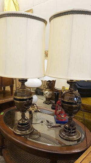Lamps 2 for Sale in Peoria, IL
