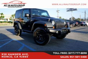 2013 Jeep Wrangler for Sale in Norco, CA