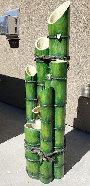 Bamboo fountain for Sale in Colorado Springs, CO