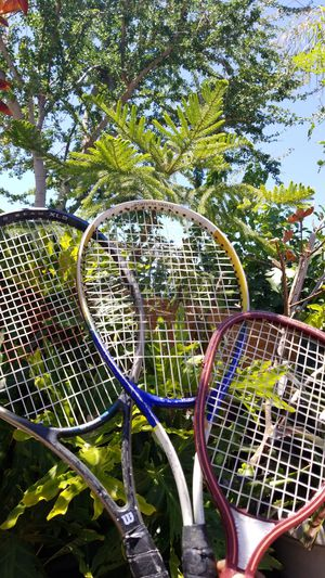 3 tennis rackets for Sale in San Diego, CA
