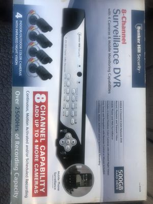 Bunker hill 500 GB Surveillance system. for Sale in Anaheim, CA