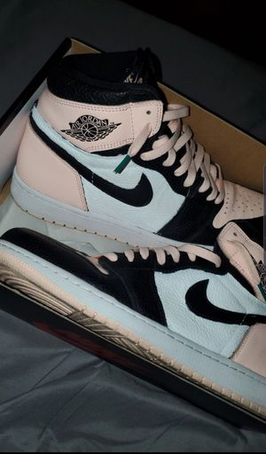 Jordan 1 crimson tint toe customs size 10.5 price is negotiable no lowballing for Sale in Fresno, CA