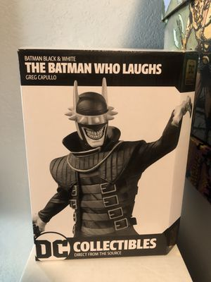 DC Collectibles The Batman Who Laughs Statue NEW for Sale in Dallas, TX
