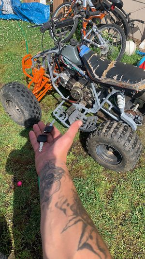 4 speed 110 ATV (with clutch ) for Sale in Mystic Islands, NJ