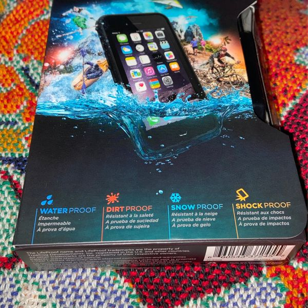 Frē Life Proof Case For IPhone 6/6s