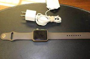Apple Watch series 1 gold 42mm for Sale in Houston, TX