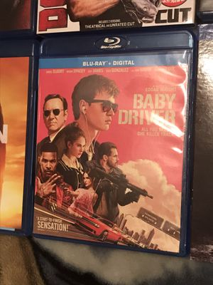 Baby Driver Blu-ray DVD for Sale in Gardena, CA