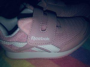 Toddler girl brand new Reebok for Sale in Greenville, SC