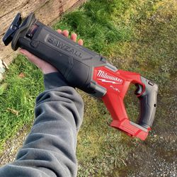 Milwaukee Fuel Sawzall M18 Fuel for Sale in Seattle,  WA