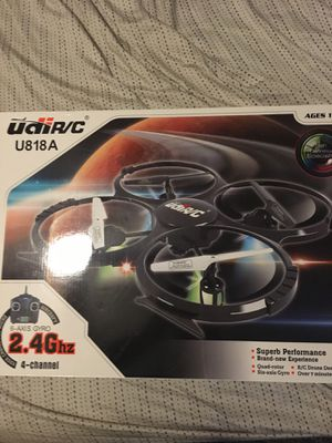 UDI R/C Drone model U818A for Sale in Long Beach, CA
