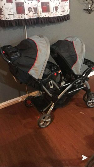 Baby double stroller for Sale in Mesquite, TX