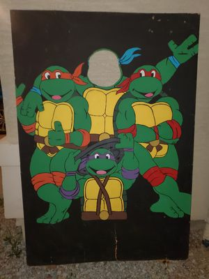 Ninja turtles photo prop for Sale in Tolleson, AZ