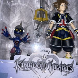 Kingdom Heart Sora action figure for Sale in Portland, OR