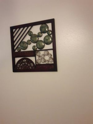 Metal Abstract Art for Sale in Dallas, TX