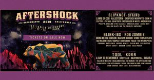 ****Aftershock Tickets!!!!**** for Sale in Fremont, CA