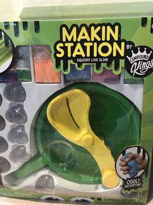New in box slime kit for Sale in Brockton, MA