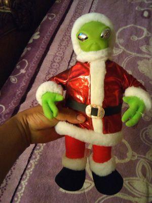 Vintage alien santa for Sale in Baldwin Park, CA