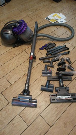 Dyson dc39 animal canister vacuum cleaner for Sale in San Antonio, TX