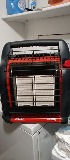 Mr heater big buddy for Sale in Albuquerque, NM