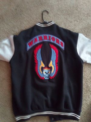 Brand new warriors jacket, I bought at the warriors convention in Coney island paid 120 for it for Sale in Hudson, FL