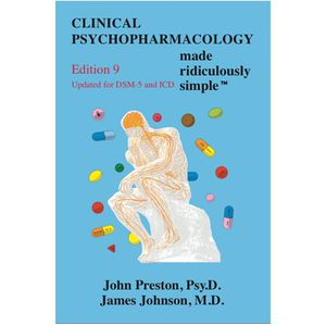 Clinical Psychopharmacology Made Ridiculously Simple for Sale in Houston, TX