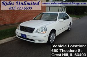 2002 Lexus LS 430 for Sale in Crest Hill, IL