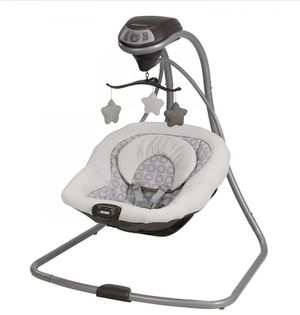 Graco Simple Sway Baby Swing, Abbington for Sale in Las Vegas, NV