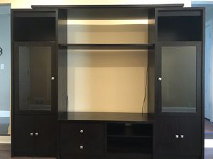 5-pc Media Console — Like New Condition! for Sale in Englishtown, NJ