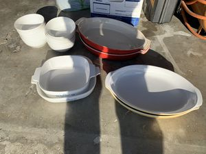 Couple of Pyrex bowls for Sale in Buena Park, CA
