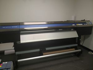 Roland SOLJET Pro4 XR -640 Wide Format printer for Sale in Dallas, TX