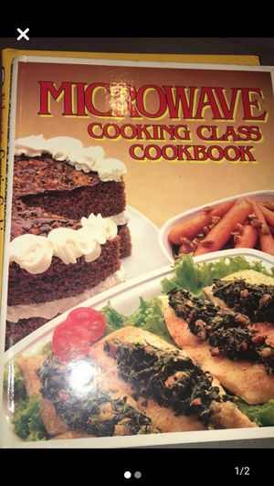 Microwave cookbook for Sale in Overland, MO