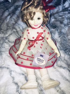Antique Shirley Temple Collectors Doll for Sale in Westminster, CA