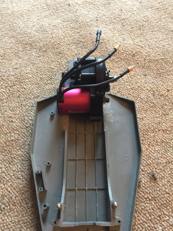 Rustler mid motor conversion for Sale in Broomall, PA - OfferUp