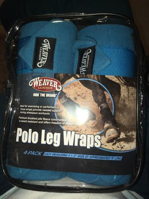 Polo wraps weaver leather for Sale in Henderson, NV