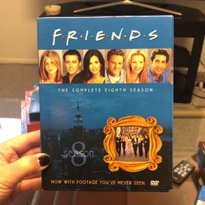 Friends DVD set Season 8 for Sale in Holladay, UT